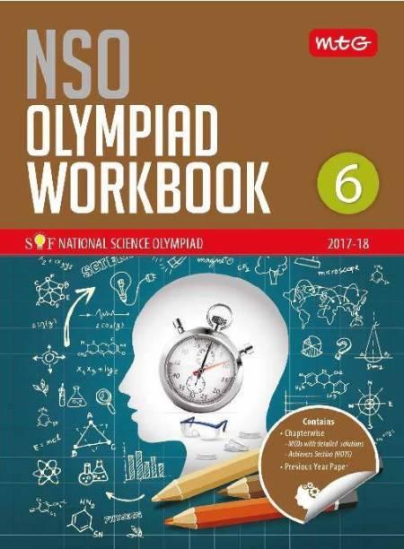 National Science Olympiad (NSO) Workbook Class 6
