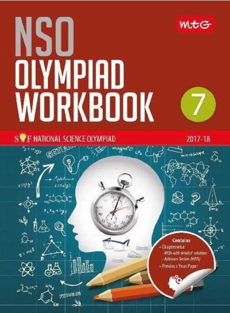 National Science Olympiad (NSO) Workbook Class 7