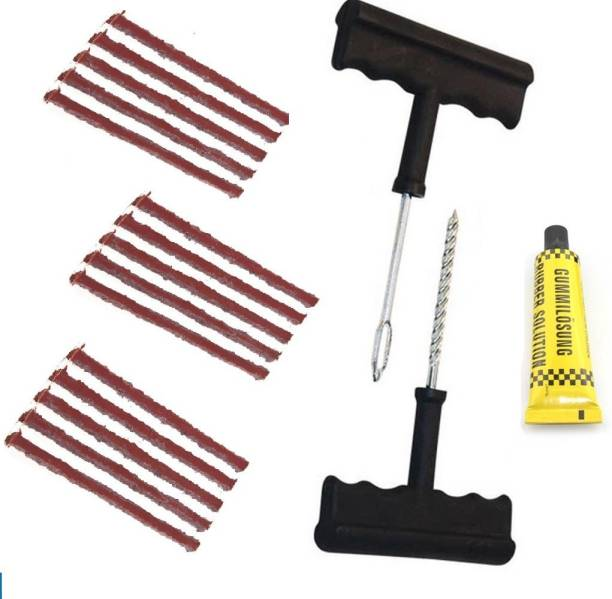 Pa STRIPS-C-24 Tubeless Tyre Puncture Repair Kit