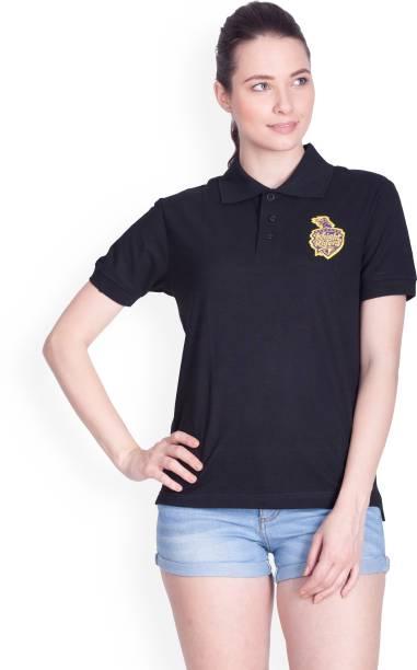 f28ec8989c Kolkata Knight Riders Polos Tshirts - Buy Kolkata Knight Riders ...