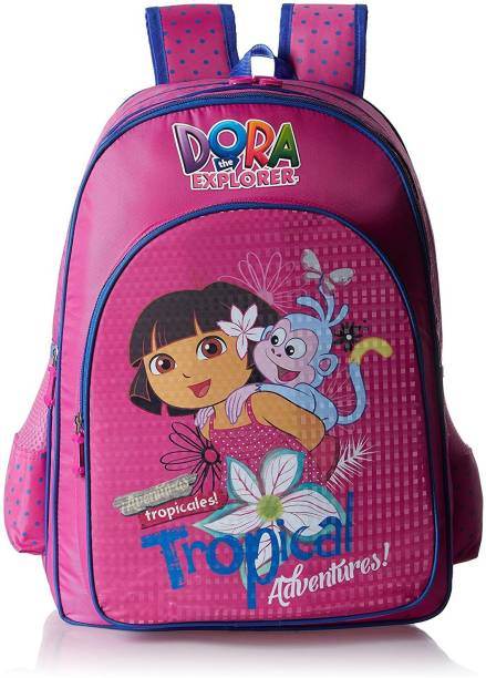 e746ed6a0a9 Simba IBTS-1249-Dora Tropical adventure Waterproof Backpack