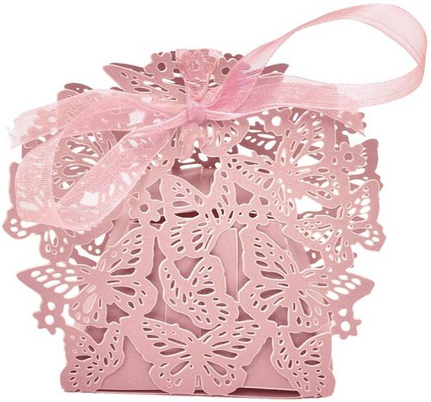 Futaba Pink Wedding Candy Box