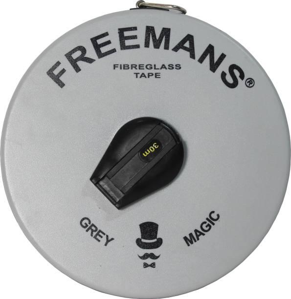 Freeman Grey Magic Measurement Tape