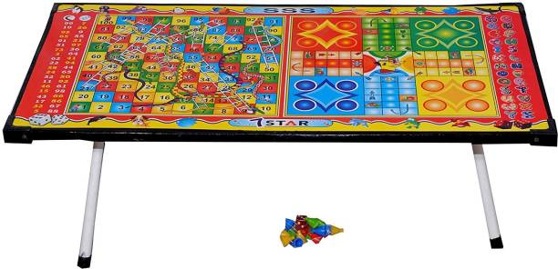 Nic Table Ludo & Snakes Small Party & Fun Games Board Game