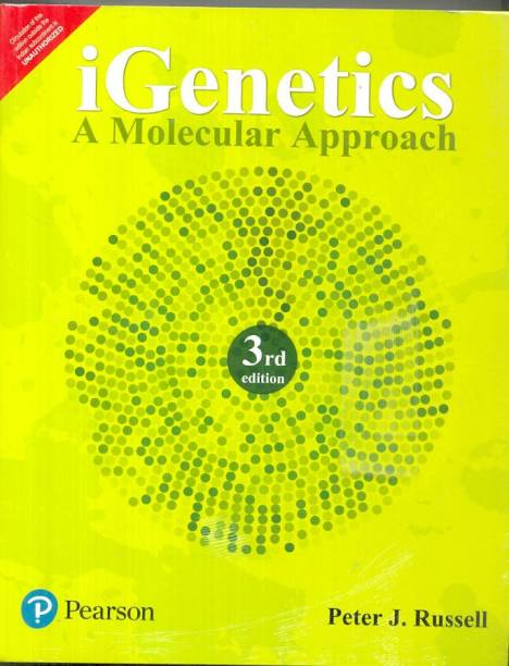 Medical books buy medical books online at best prices indias igenetics a molecular approach 3 edition fandeluxe Gallery