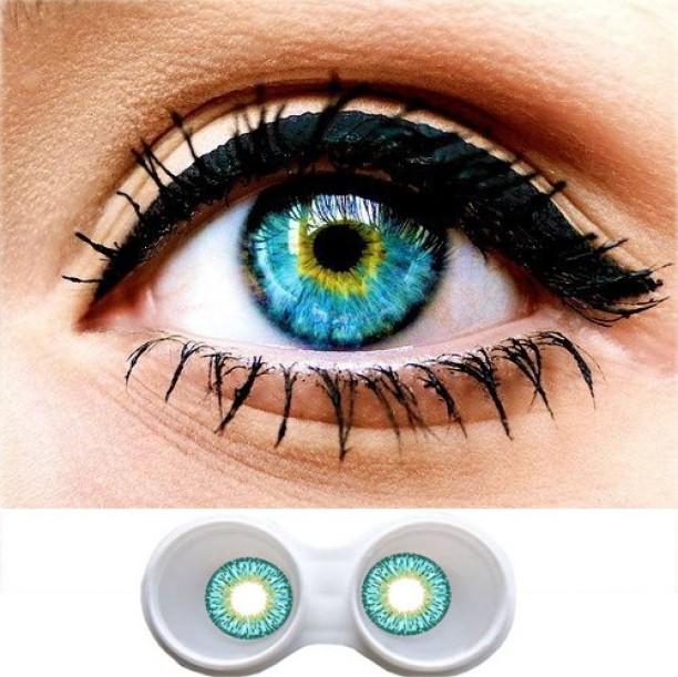 Sexy eyes contact lenses