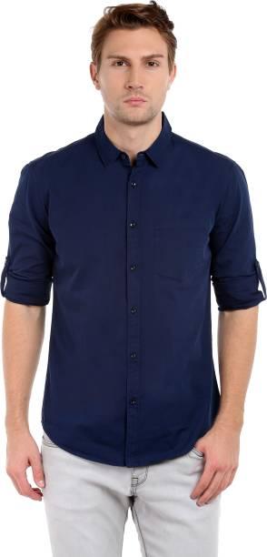 3685e2966f Indigo Shirts - Buy Indigo Shirts Online at Best Prices In India ...