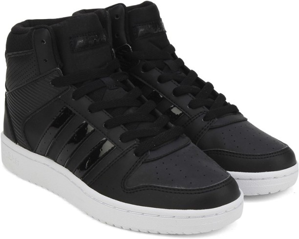 100% authentic 1a2a0 cb84b ... where to buy adidas neo vs hoopster mid w sneakers for women b1f37  dc94a ...
