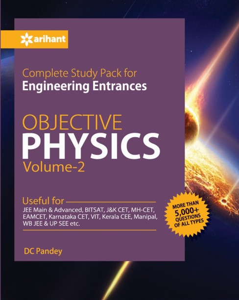 Dc Pandey Physics Book