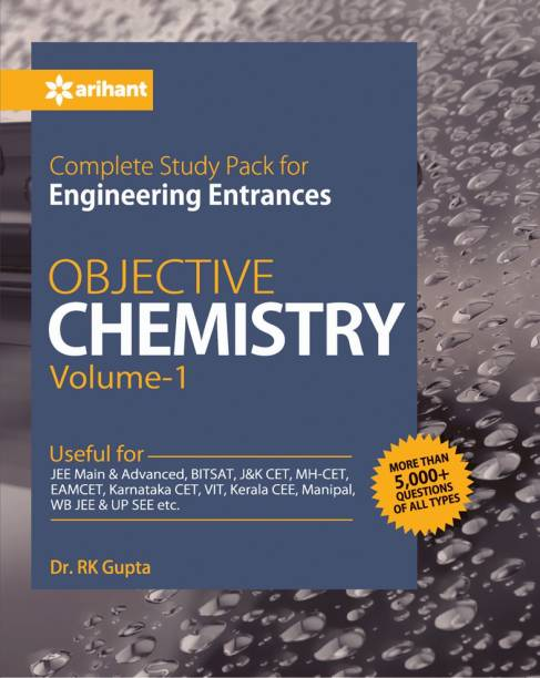 Objective Chemistry Vol 1 For Engineering Entrances