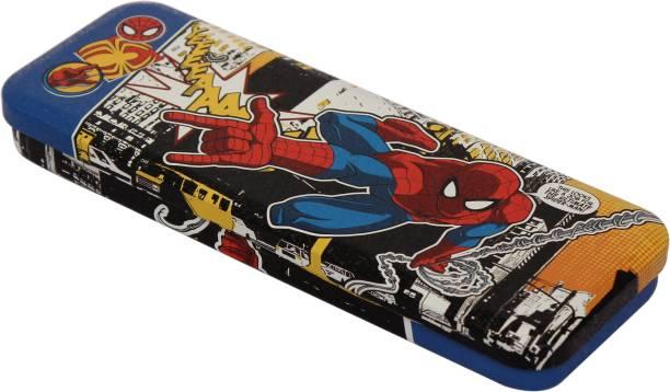 Marvel SPIDERMAN SPIDERMAN Art MATEL Pencil Box 2ae3af24d6fe9