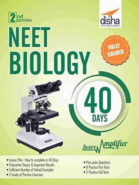 NEET Biology 40 Days Score Amplifier 2nd Edition