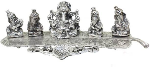 INTERNATIONAL GIFT Laxmi Ganesh Religious Tile