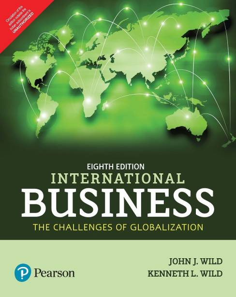 International Business - The Challenges of Globalization Eighth Edition