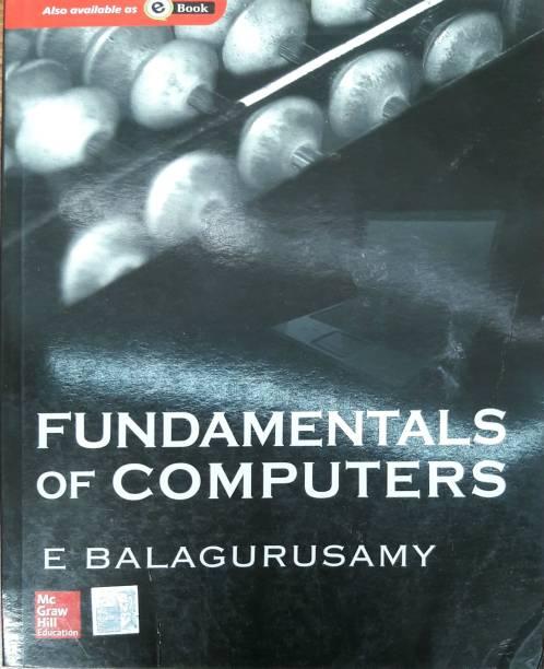 Balagurusamy books store online buy balagurusamy books online at fundamentals of computers 1st edition fandeluxe Choice Image