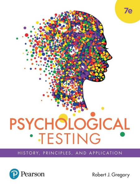 Psychological Testing - History, Principles, and Application Seventh Edition