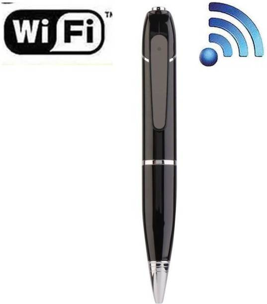 VibeX ® 720p Hd Wifi Video Spy Pen Camcorder Wifi Hidden Monitoring Security Camera