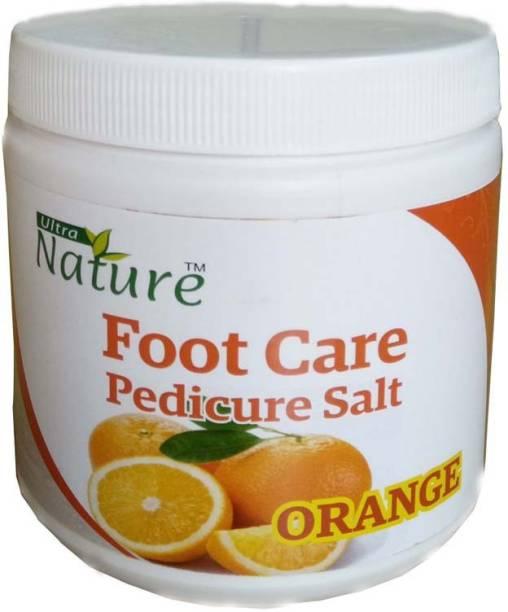 Ultra Nature Orange Pedicure Salt