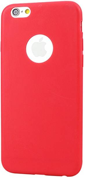 G MOS Back Cover for Apple iPhone 7, Apple iPhone 8 Red