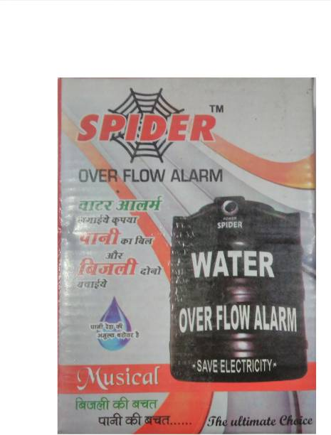 spider over flow water tank alarm Wired Sensor Security System