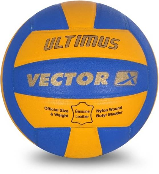 VECTOR X Ultimus-18P Volleyball - Size: 4