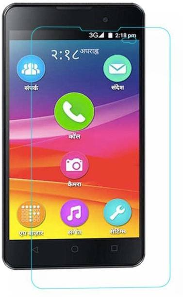 JAPNESE PRO Tempered Glass Guard for MICROMAX CANVAS SPARK 2 Q334