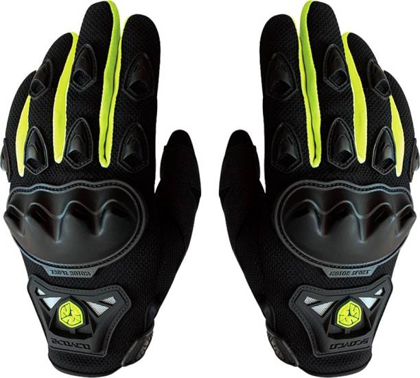 SCOYCO MC29 Full Fingered Bike Riding set of 2 Driving Gloves