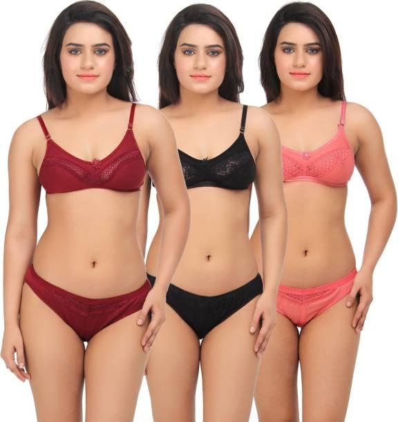 3d791e1b24 Bras   Panties - Buy Bra Sets   Panty Set Clothing Online at Best ...