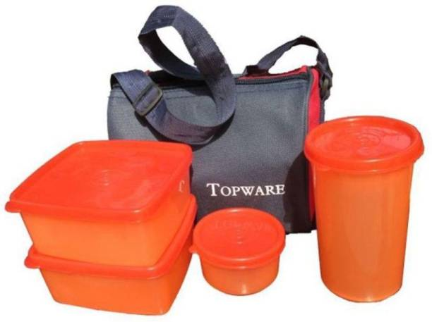 SS TOPWARE-1 4 Containers Lunch Box