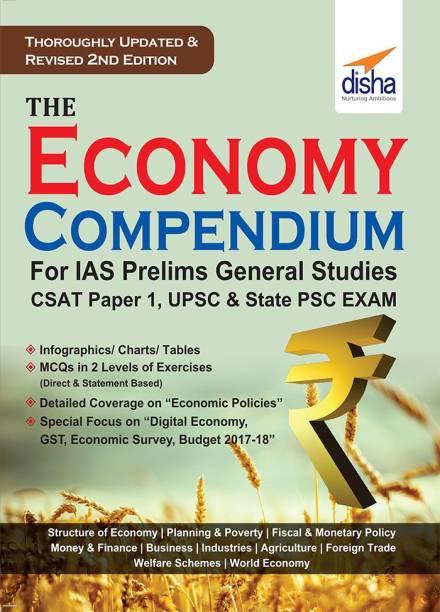 The Economy Compendium for IAS Prelims General Studies Csat Paper 1, Upsc & State Psc