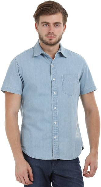 27829c9ac Zobello Casual Party Wear Shirts - Buy Zobello Casual Party Wear ...