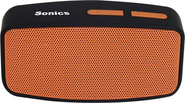 Sonics SL BS144 FM 10 W Portable Bluetooth Speaker