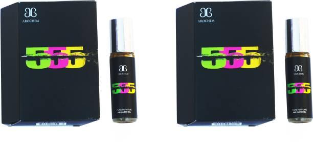 AROCHEM 555 Pocket Perfume. Eau de Parfum  -  12 ml