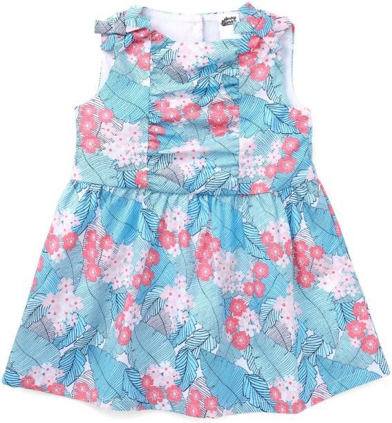 f5b2aed9bbc Spring Bunny Girls Midi Knee Length Casual Dress