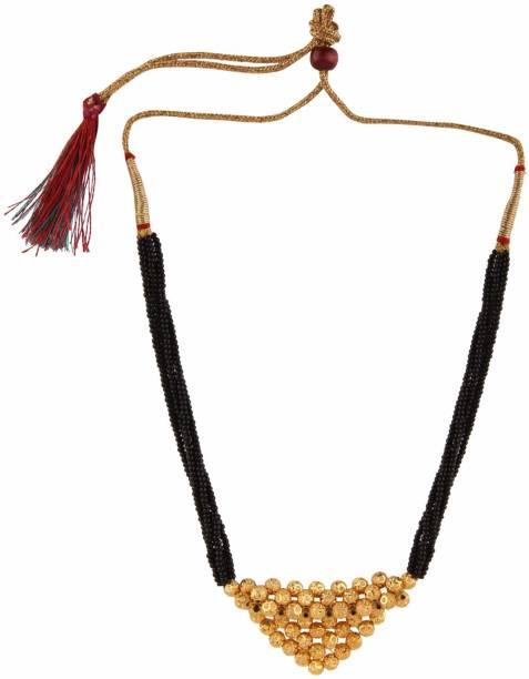 Maharashtrian Mangalsutra Maharashtrian Gold Mangalsutra
