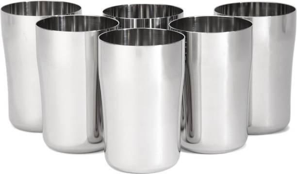 bhalaria (Pack of 6) 180120 Glass Set