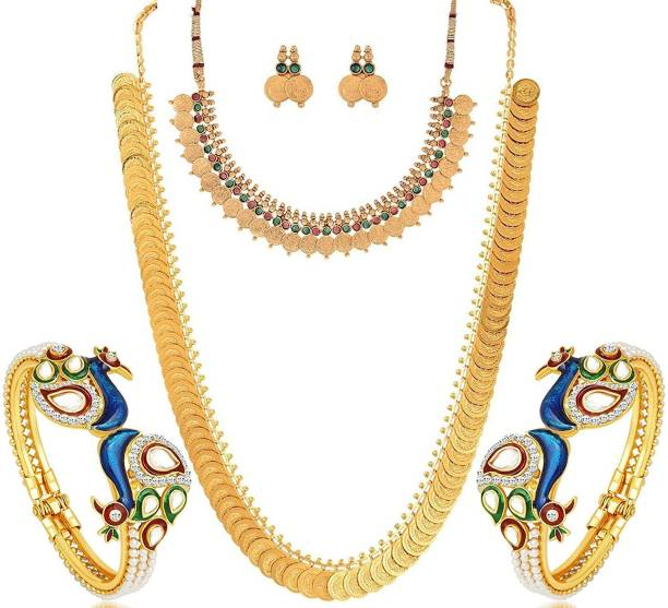 e91487a888b04b Temple Jewellery - Buy Temple Jewellery online at Best Prices in ...