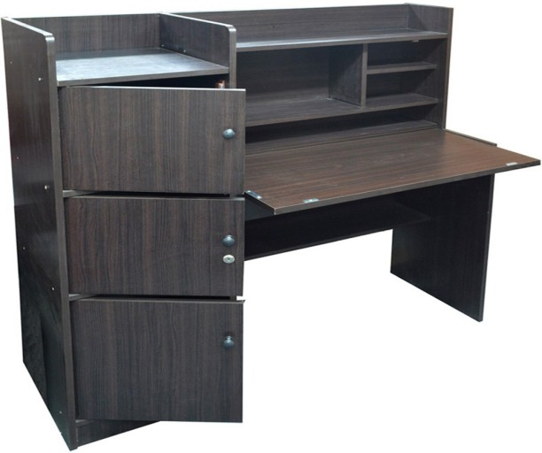 Eros Lintel Engineered Wood Study Table