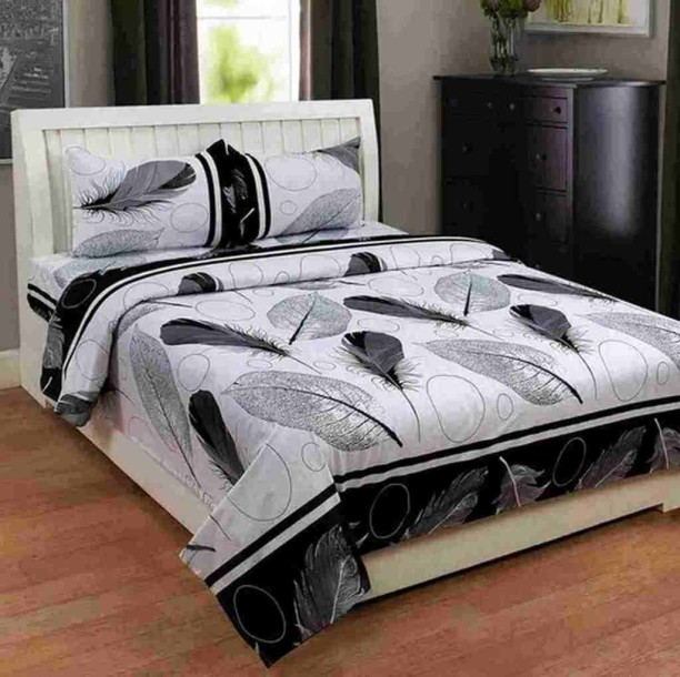 The Divine Cotton King Bed Cover