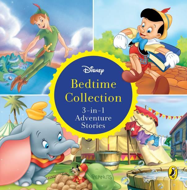 Disney - Bedtime Collection - 3-in-1 Adventure Stories