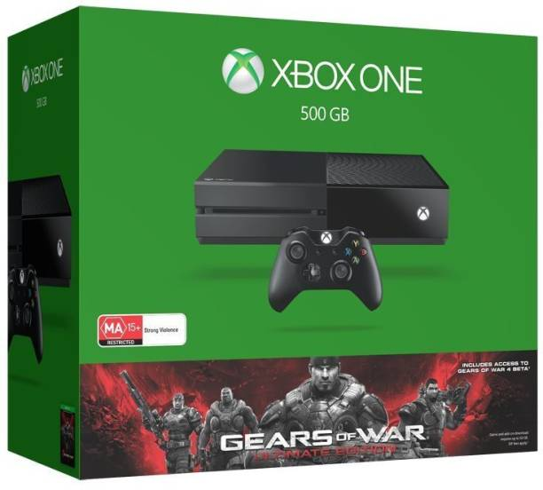 MICROSOFT Xbox One 500 GB with Gears of War