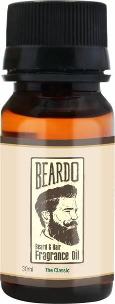 BEARDO The Classic Beard & Hair Fragrance Oil