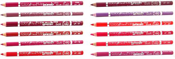 Color Fever Mauve Color Lip Liner Pencil 207