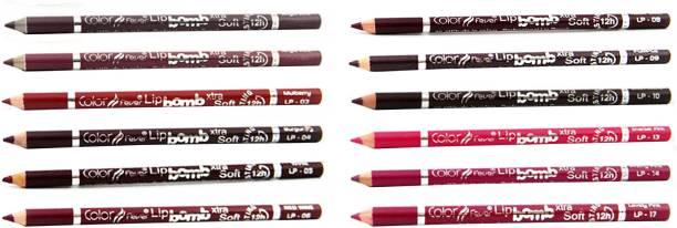 Color Fever Pink Color Lip Liner Pencil 57