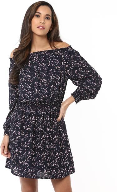 2b83a0148c Off the Shoulder Dress - Buy Off the Shoulder Dresses Online at Best ...