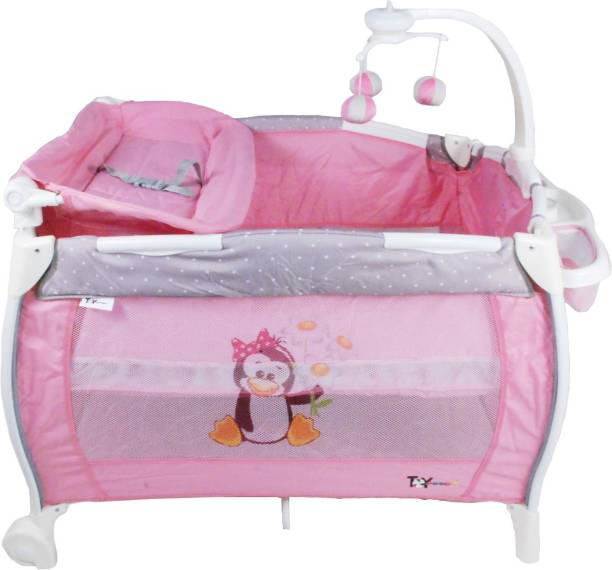 Toy House Baby Play Yard