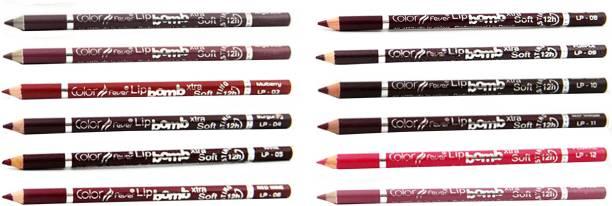 Color Fever Coffee Color Lip Liner Pencil 27