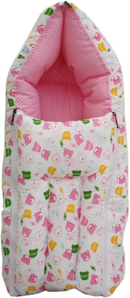 First Kids Step Nursery Print Sleeping Bag