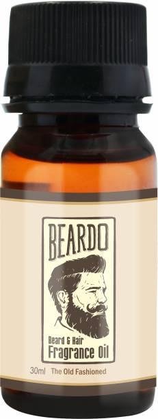 BEARDO The Old Fashioned Beard & Hair Fragrance Oil