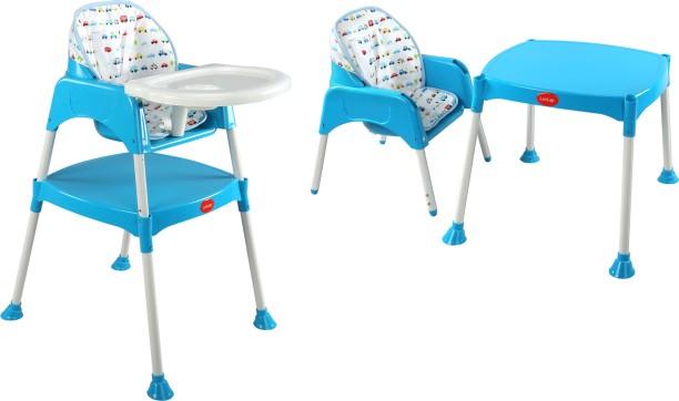 LuvLap 3 in 1 Baby High chair - Blue  sc 1 st  Flipkart & Baby Chairs - Buy Baby High Chairs Online In India At Best Prices ...